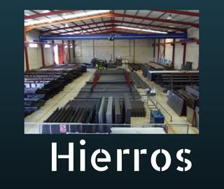 """""""HIERROS-"""""""